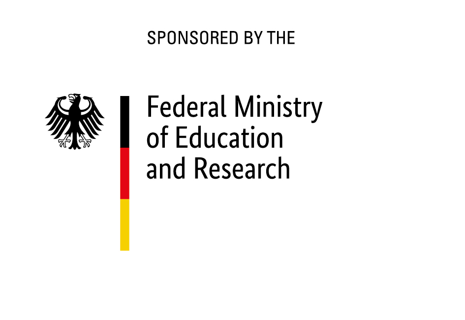Sponsored by the Federal Ministry of Education and Research (BmBF), Germany